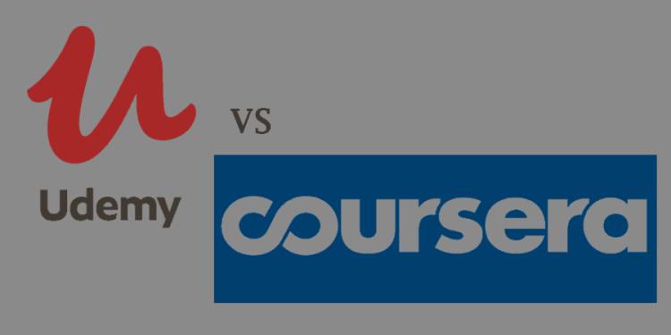 Coursera VS Udemy