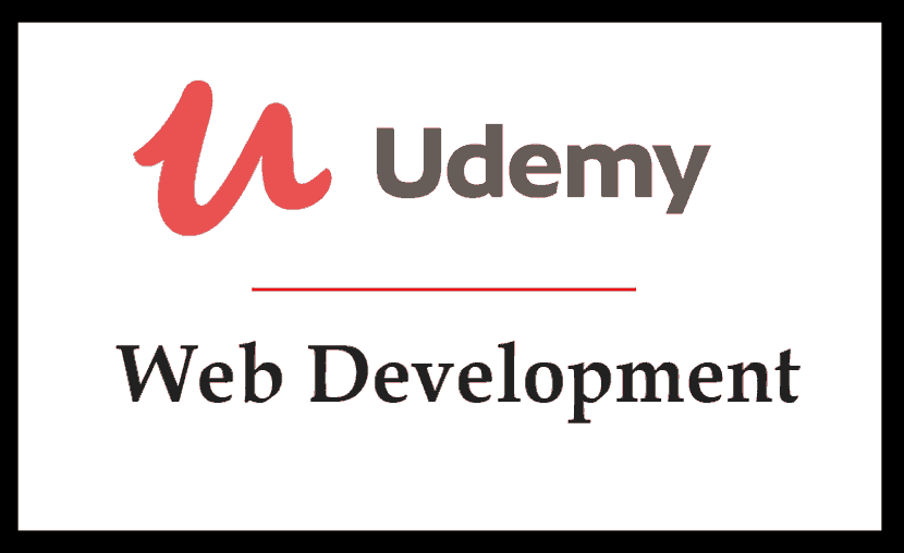 Top 10 Web Development courses on Udemy
