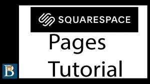 Squarespace Pages Tutorial – Squarespace 7.1