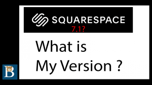 What is my Squarespace version?