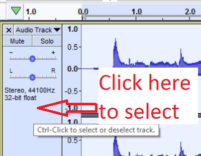 Audacity compression effect