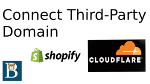 Connect Third Party Domain To Shopify