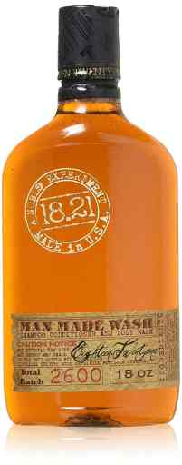 18.21 Man Made 3-in-1 Body Wash Review