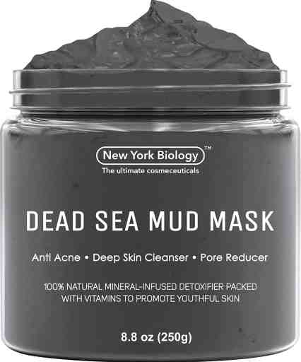 New York Biology Dead Sea Mud Mask for Face and Body Review at Bizarbin.com