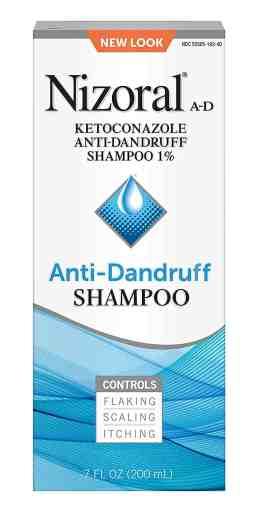 Best Dandruff Shampoos for Men - Nizoral A-D Anti-Dandruff Shampoo: Best for Oily Hair/Skin