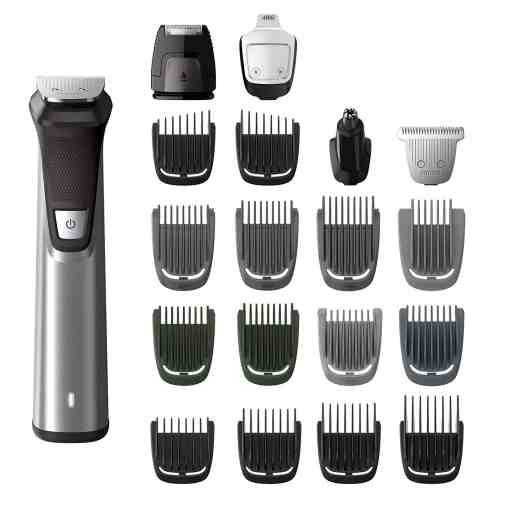 Philips Norelco MG7750/49 Multigroom Series 7000 - Best Beard Trimmers For Men