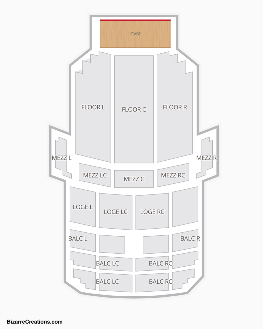 Fisher Theater Seating Chart : fisher, theater, seating, chart, Fisher, Theatre, Seating, Chart, Charts, Tickets