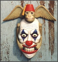 Monkey Clown
