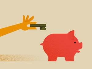 BIZBoost Piggy Bank