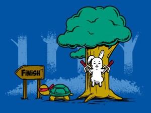 BIZBoost Slow & Steady Race