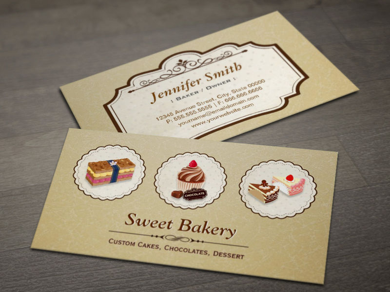 Make Your Own Business Card from 20000 designs