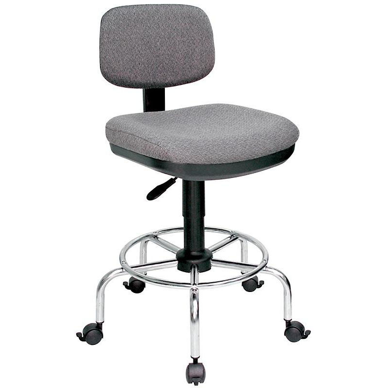 Height Adjustable Chair American Style Height Adjustable Draftsman S Chair