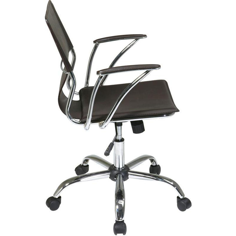 Dorado Office Chair Ave Six Dorado Contour Seat Dor26 Es Bizchair