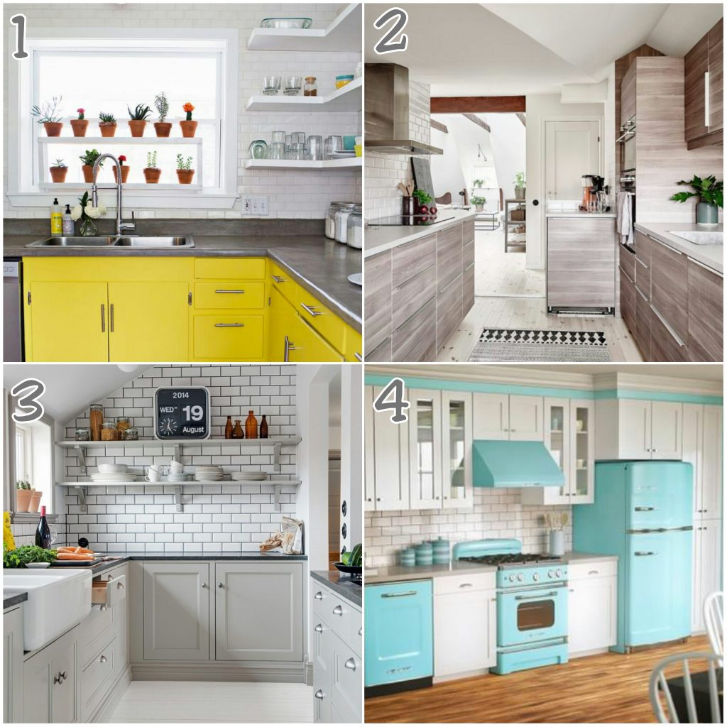 Subway Tiles Kitchen  Cocinas con Azulejos tipo Metro