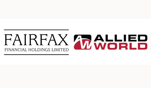 Fairfax Financial to acquire Allied World for $ 4.9