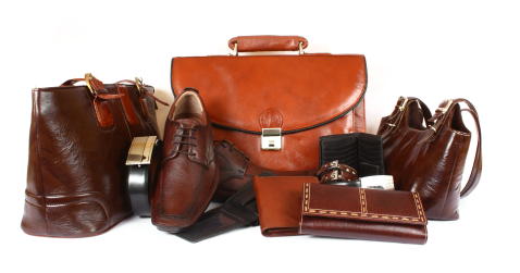 Image result for leather products  istock