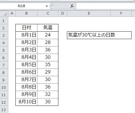 Excel_COUNTIF_1