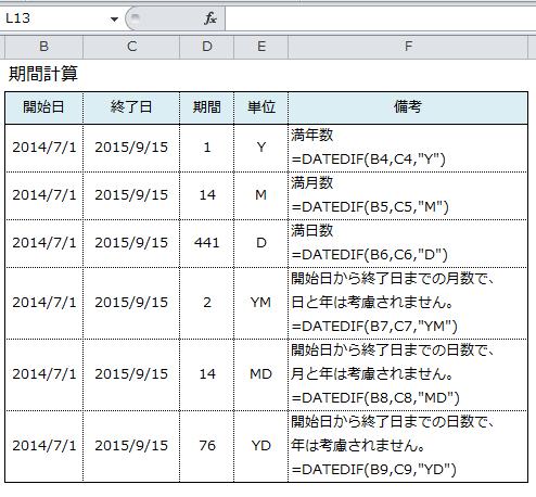 Excel_日付_5