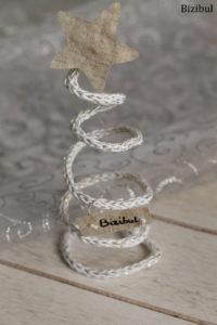 Le sapin marque place de Noël, le tutoriel couture de Bizibul