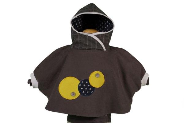 cape 6z'1 enfant en taille 18/24 mois