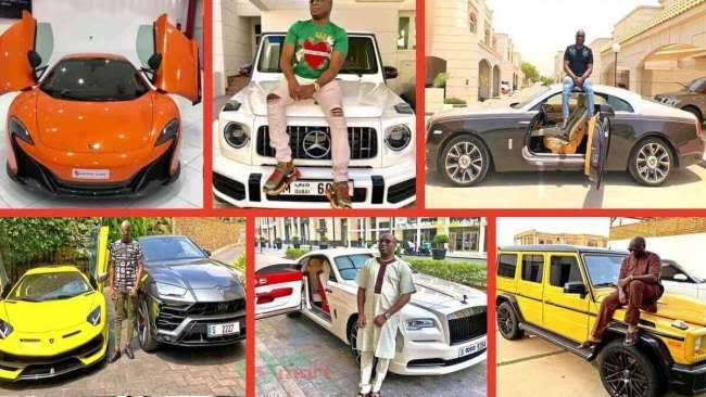 Mompha car collections