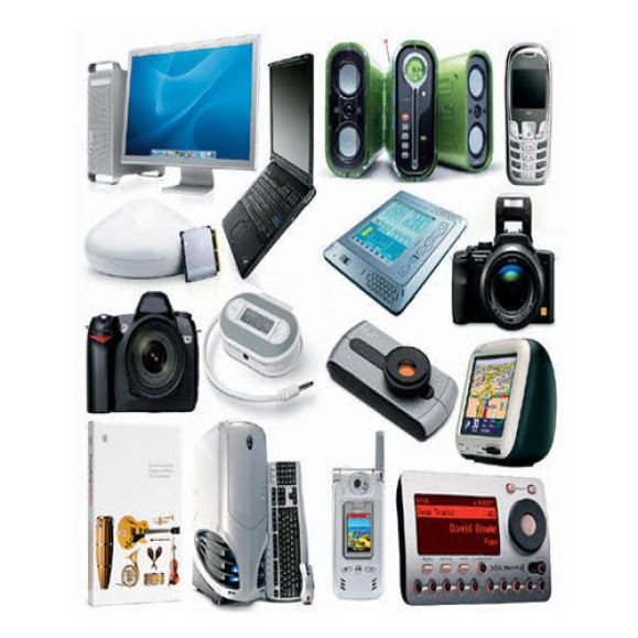 Electrical and electronics gadgets