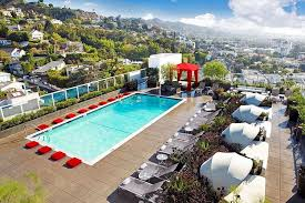 Top hotels in Los Angeles, Andaz West Hollywood Hotel, California