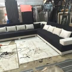 Designer Sofa Sets With Prices In Delhi Multi Coloured Fabric Sofas L Shape Corner Set Manufacturer Ahmedabad