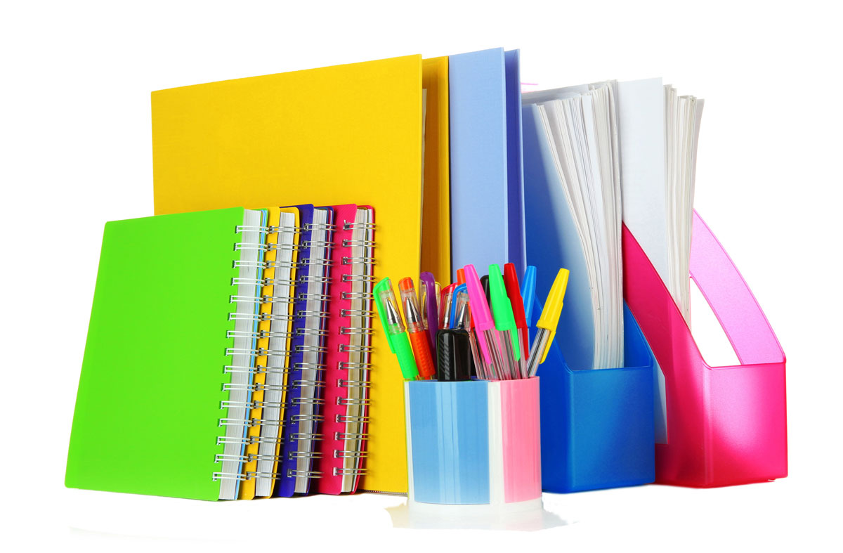 Office Stationery Png