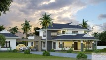 Traditional Contemporary House Designs