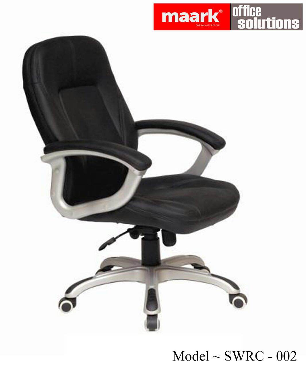 revolving chair india high tables and chairs adjustable back rest the maark trendz 4391 8030186397 in