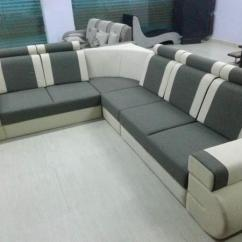 L Shaped Sofa Designs Pune 8 Belgian Slope Arm Slipcovered Corner Set New Manufacturer In ...