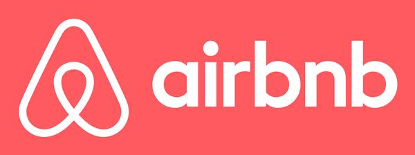 Airbnb logo banner