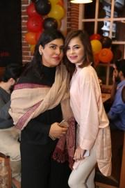Pheby Haroon & Hira Hussain