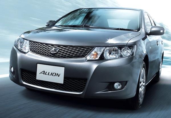 Toyota Allion - Bizna