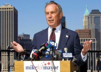 Billionaire Michael Bloomberg