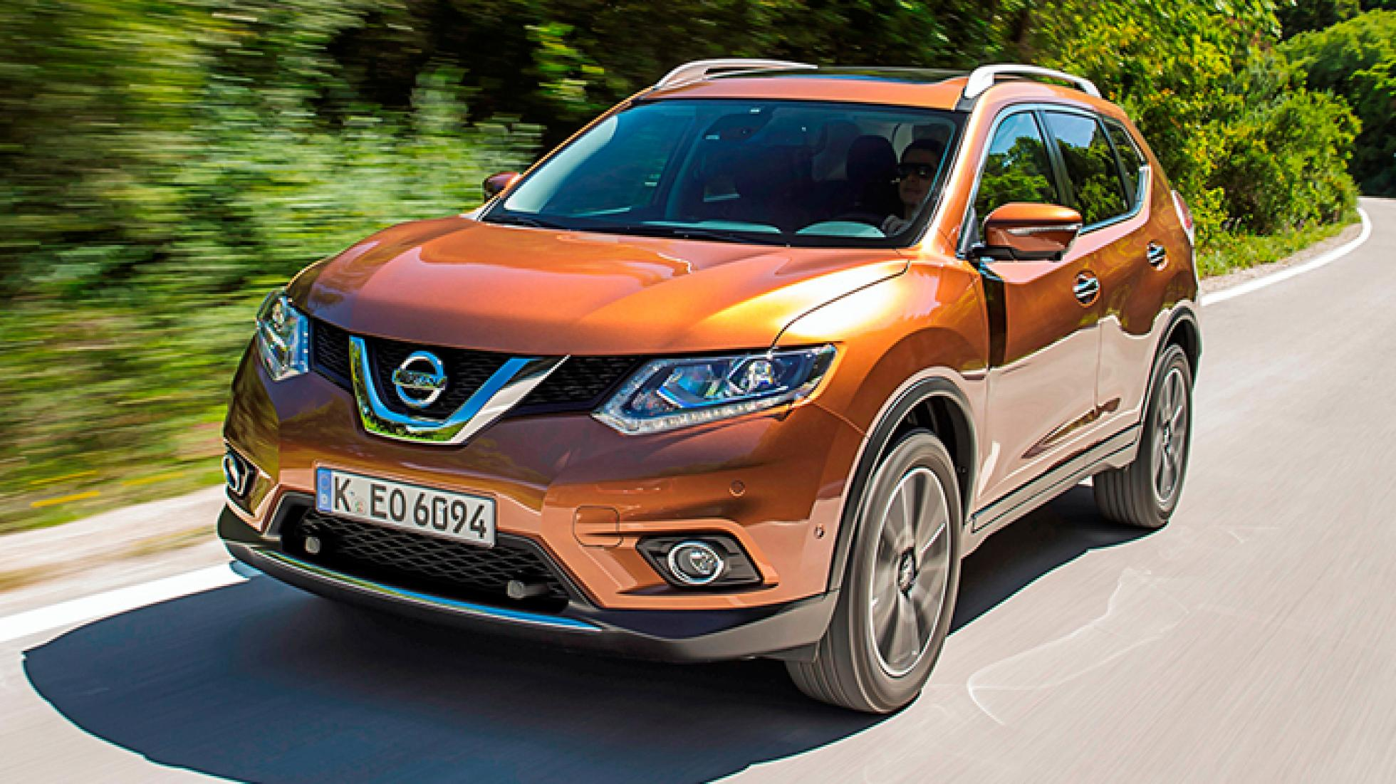 2016 nissan x trail review and photos. Black Bedroom Furniture Sets. Home Design Ideas