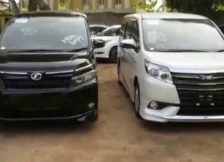 Toyota Noah vs Voxy