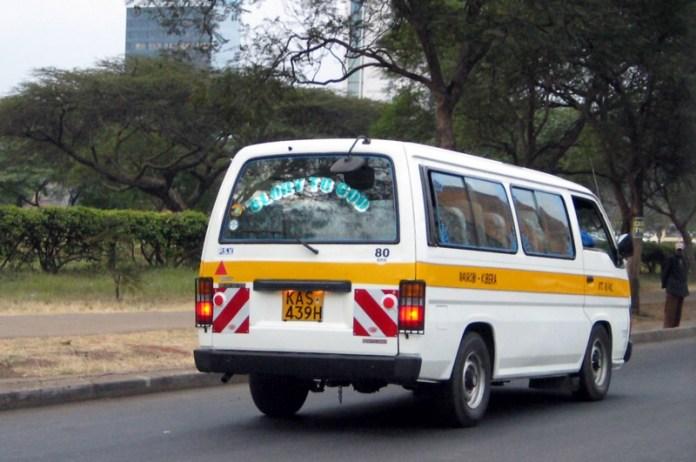 Matatu business in Kenya
