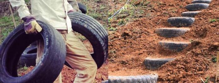 Tyre Farming