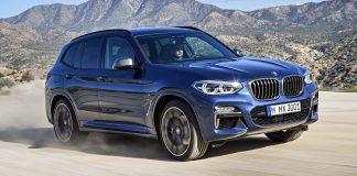 BMW 2018 X3