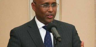 Adan Mohammed - Cabinet Secretary for Trade