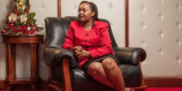 Ann Waiguru Wealth