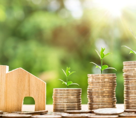 Real Estate Investment Concep