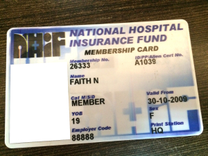 How to register on NHIF