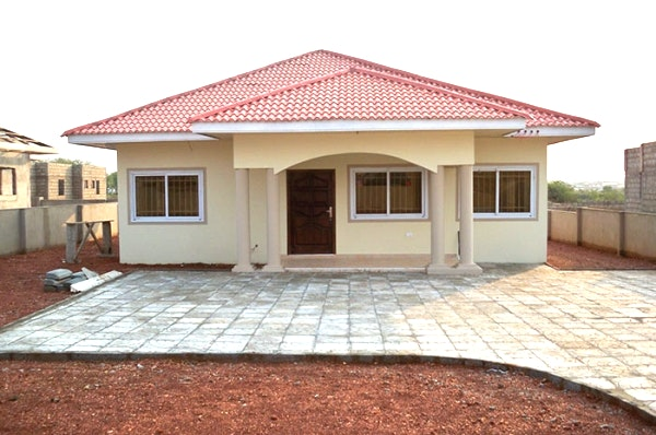 Two Bedroom House Pics