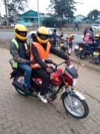 Evans rider
