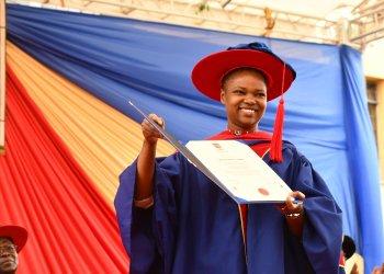 Youngest Phd Holder in Kenya