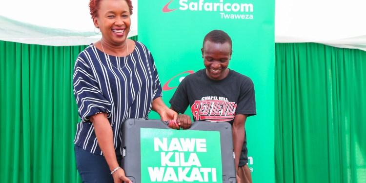 Safaricom Women Employees