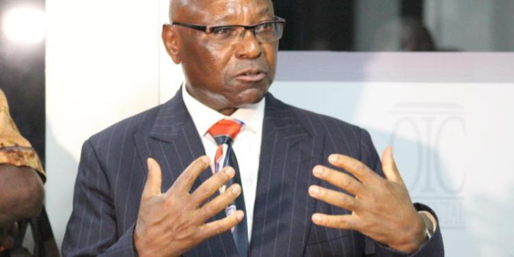 Investment billionaire Jimnah Mbaru